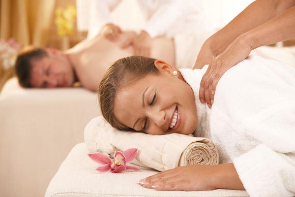 Massage: Paar Massage Body-Balance