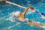 Kinder Kraulschwimmen -  Fortgeschrittene