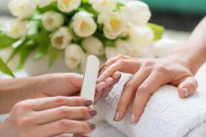 Soin: Vernis des ongles